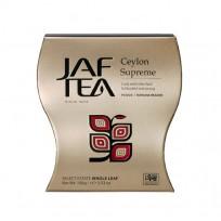 Чай JAF Ceylon Supreme Цейлон Суприм, цейлонский, 100 г