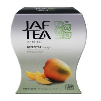 Чай JAF Mango (Манго), отборный, цейлонский, 100 г