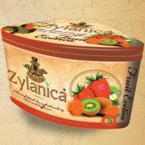 Чай Zylanica Fruit Exotica Strawberry Kiwi Клубника, киви, цейлонский, 100 г