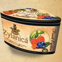 Чай Zylanica Fruit Exotica Raspberry Blueberry Малина, черника, цейлонский, 100 г