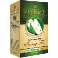 Zylanica Soursop Green