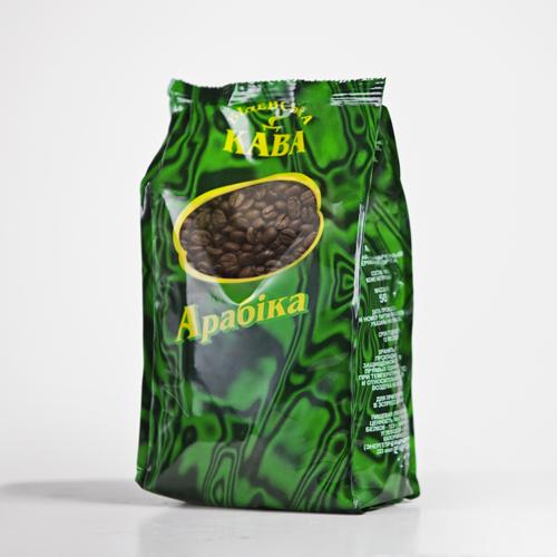Кофе Віденська кава Арабика, в зернах, 500 г