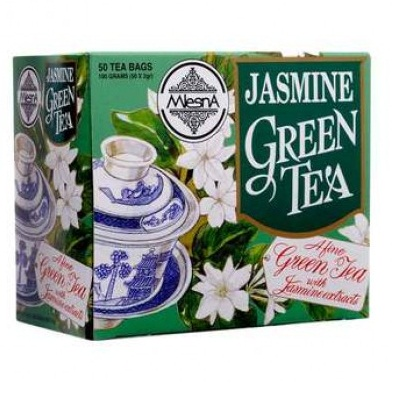 Mlesna Jasmine Green Tea Bag