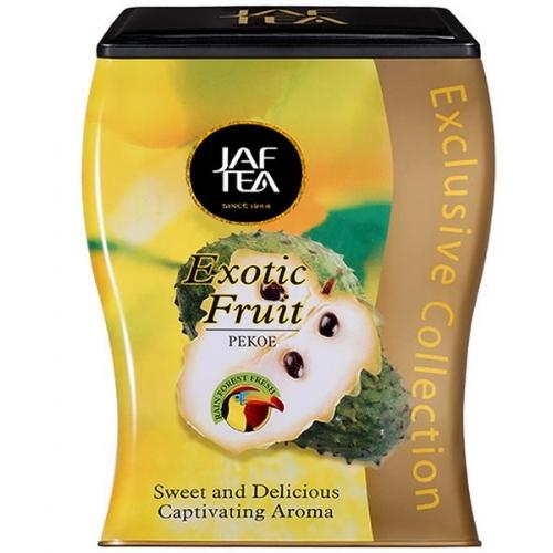 Чай JAF Exclusive Collection Exotic Fruit Экзотические фрукты