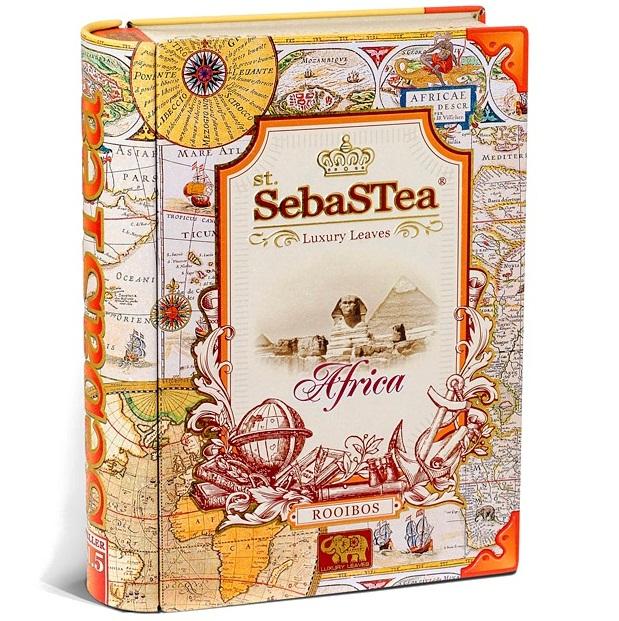 Чай SebaSTea Africa Rooibos Африканский ройбуш, цейлонский, 100 г
