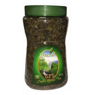 Чай Teasor Green GP1 Зеленый GP1, цейлонский, 280 г