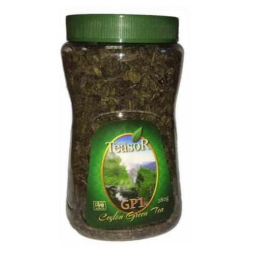Чай TeasoR Green GP1 Зеленый GP1, цейлонский, 250 г