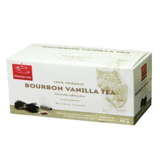 Чай Khoisan Rooibos Bourbon Vanila (Ройбуш Ваниль), ЮАР, пакетированный, 20 х 2 г
