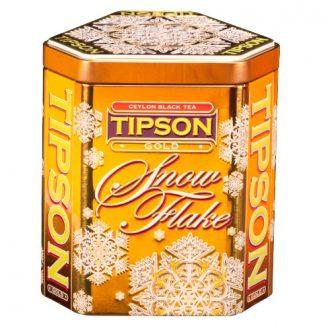 Tipson Snowflake Gold Снежинка Золотая