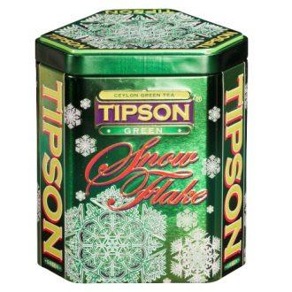 Tipson Snowflake Green Снежинка Зеленая