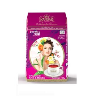 Чай Ransar Secret of Beauty GP1 и BOP1 (Секрет красоты), цейлонский, 100 г