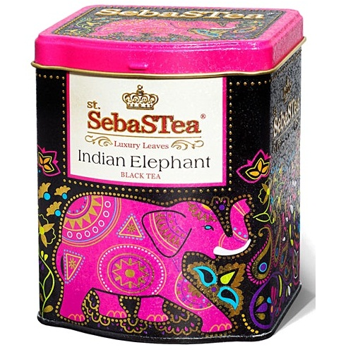 SebaSTea elephant Индийский слон