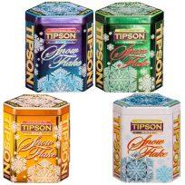 Tipson коллекция Snowflake СНЕЖИНКИ