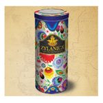 Чай Zylanica Folk Design Candle Blue Різдвяна свічка