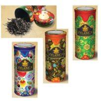 Чай Zylanica коллекция Folk Design Candle Різдвяна свічка