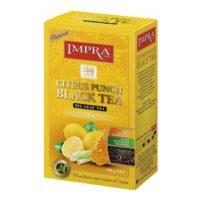 Чай Impra Citrus Punch Black Tea (Цитрусовый пунш), цейлонский, 100 г