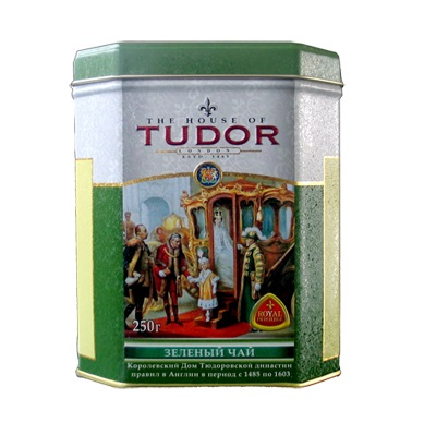 Чай Tudor Green Tea Тюдор, Зеленый, 250 г