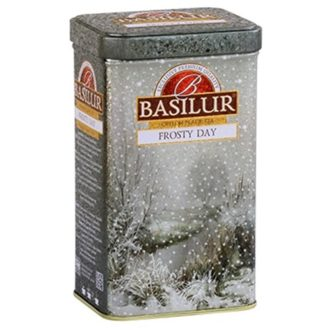 Чай Basilur Frosty Day Морозный день, цейлонский, 85 г