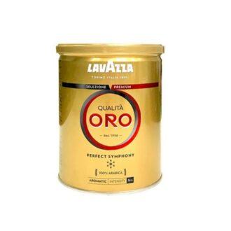 Кофе Lavazza Qualita Oro - 100% премиум арабика, молотый, 250 г