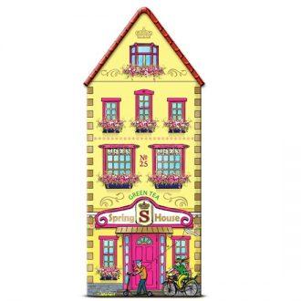 SebaSTea Spring House I Весенний домик