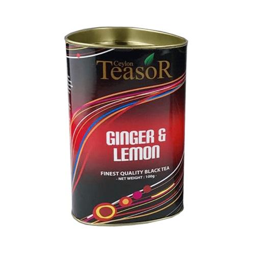 Teasor Ginger Lemon Имбирь, лимон