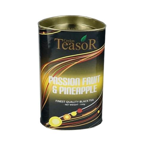 Чай Teasor Passion Fruit with Pineaple BOP1 Маракуя с ананасом, цейлонский 100 г