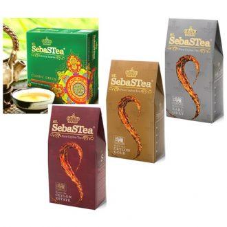 SebaSTea Classic Tea Классическая серия