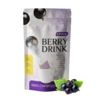 Чай UDIDA Berry Drink (Смородина 100%), Україна, 12х4 г, 48 г