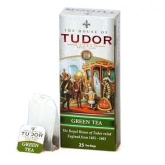 Tudor Green Tea Bags Тюдор, Зеленый