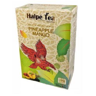 Чай Halpe Pineapple Mango (Ананас Манго), цейлонский, 100 г