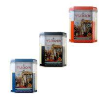 Чай Tudor Teas Collection (Тюдор, Коллекция), цейлонский, 2*250 г + 1*150 г, 650 г
