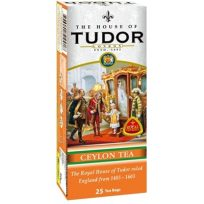 Tudor Ceylon Tea Bags Тюдор, Цейлонский