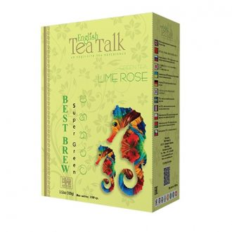 TeaTalk Lime Rose Лайм, роза