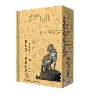 Чай TeaTalk Soursop Green GP1 Саусеп
