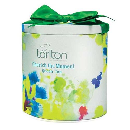 Чай Tarlton Green Cherish the moment, GP1 Наслаждение, цейлонский, 100 г