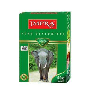 Чай Impra BOP1A-C Extra Pure Ceylon Black Tea Green (БОП1 екстра), цейлонский, 50 г