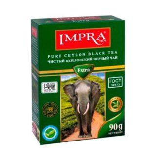 Чай Impra BOP1A-C Extra Pure Ceylon Black Tea Green (БОП1 екстра), цейлонский, 90 г