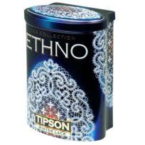 Чай Tipson Winter Lace коллекция Ethno (Зимнее кружево), цейлонский, 100 г