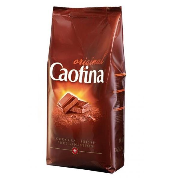 Шоколадный напиток Caotina Original Каотина Ориджинал, растворимый, 1000 г