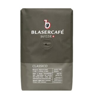 Кофе Blasercafe Classico (Класико), Арабика в зернах, 250 г