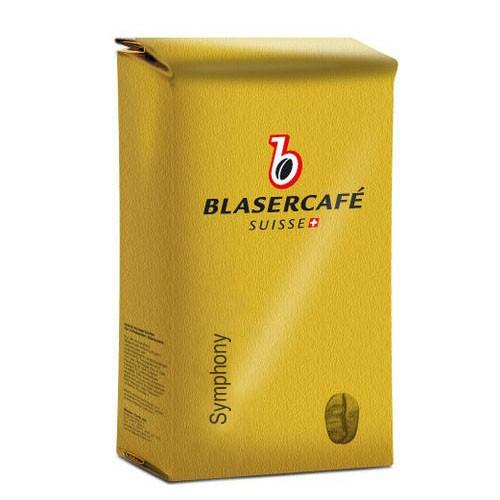 Кофе Blaser Cafe Symphony Симфония, Арабика и робуста в зернах, 250 г