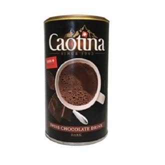 Шоколадный напиток Caotina Dark (Каотина Черный шоколад), растворимый, 500 г
