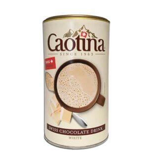 Белый шоколадный напиток Caotina White (Белый шоколад), швейцарский, растворимый, 500 г