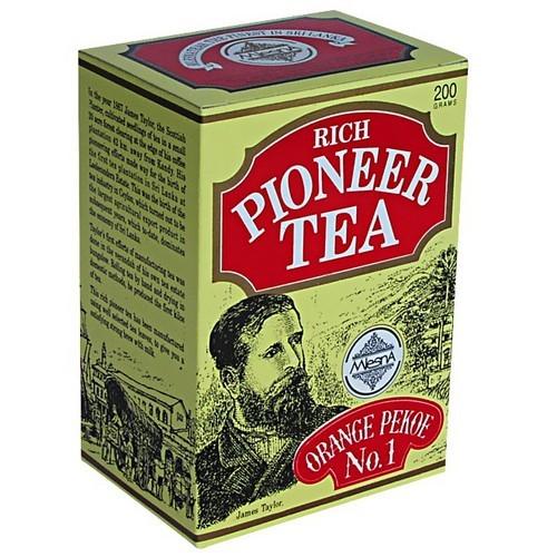 Чай Млесна Rich Pioneer Рич Пионер, цейлонский, 200 г