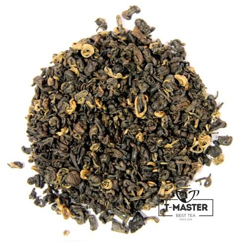 Чай T-MASTER Червоний равлик, черный, китайский, 100 г