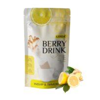Чай UDIDA Berry Drink (Імбир Лимон), Україна, 12х4 г, 48 г