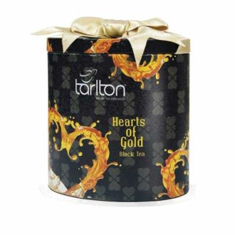 Чай Tarlton Hearts of Gold, OP1 Золотые сердца, цейлонский, 100 г