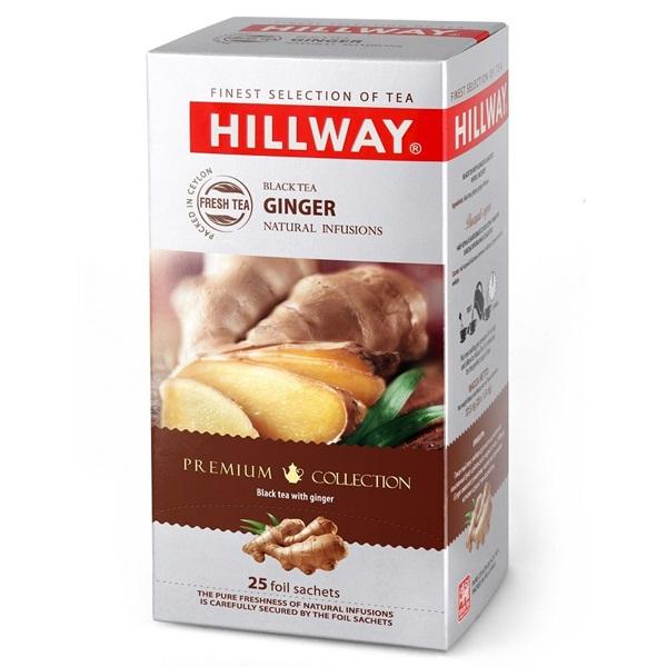 Hillway Ginder Имбирь