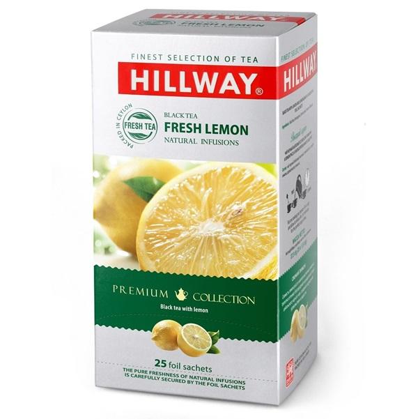 Hillway Fresh Lemon Свежий лимон