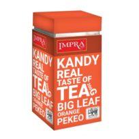 Чай Impra Kandy Orange Pekoe Black Tea (Канди), цейлонский, 200 г